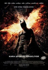 The Dark Knight Rises izle 2012