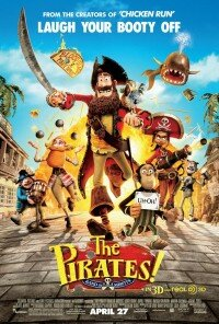 The Pirates! Band of Misfits izle (2012)
